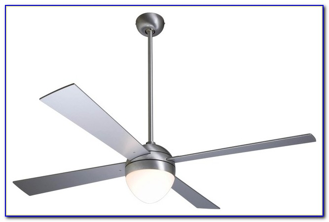 Modern Ceiling Fan No Light