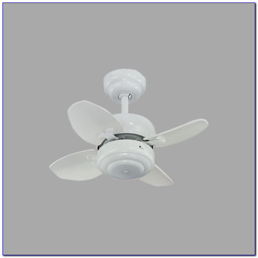 Monte Carlo 4mc20wh Mini Ceiling Fan 20 White