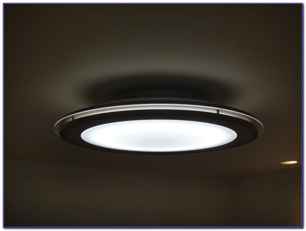 Motion Sensor Outdoor Ceiling Flood Light