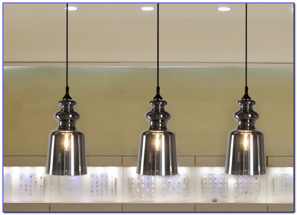 Pendant Lights For Pitched Ceiling