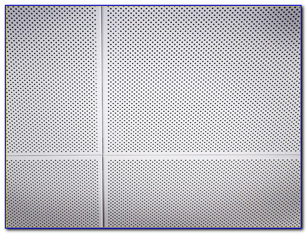 Perforated Metal Ceiling System