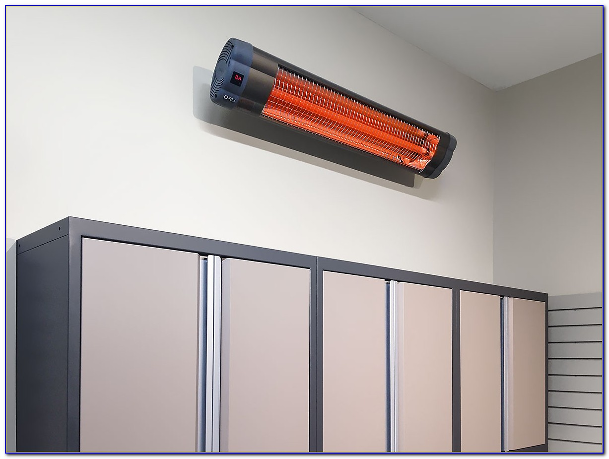 Propane Ceiling Mounted Garage Heaters