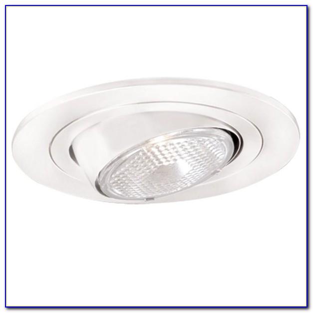 Recessed Light Sloped Ceiling Remodel