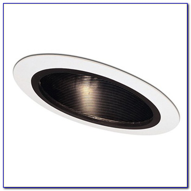 Recessed Light Trim Sloped Ceiling