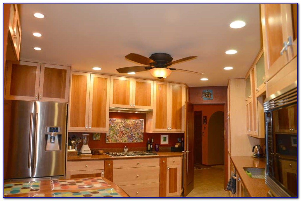 Recessed Lighting For Kitchen Ceiling