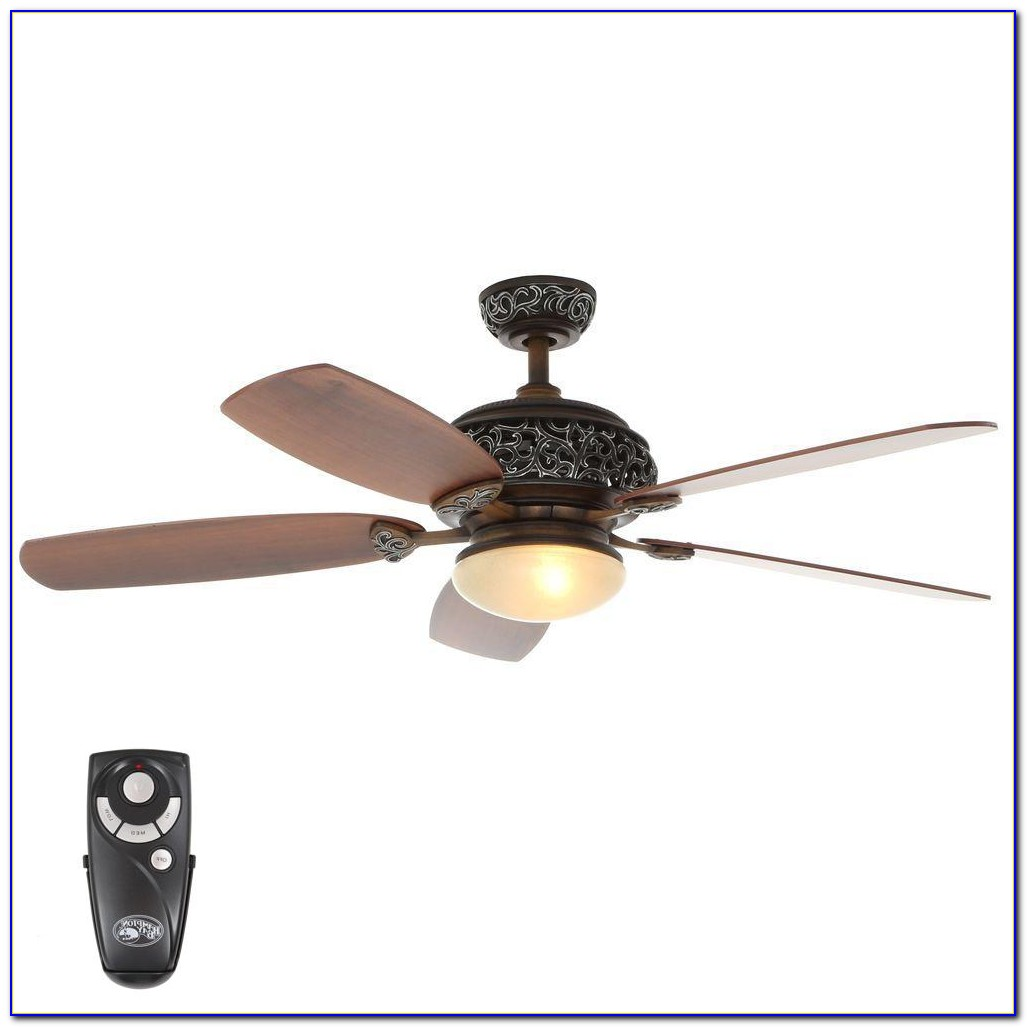 Remote Control For Hampton Bay Ceiling Fan Not Working