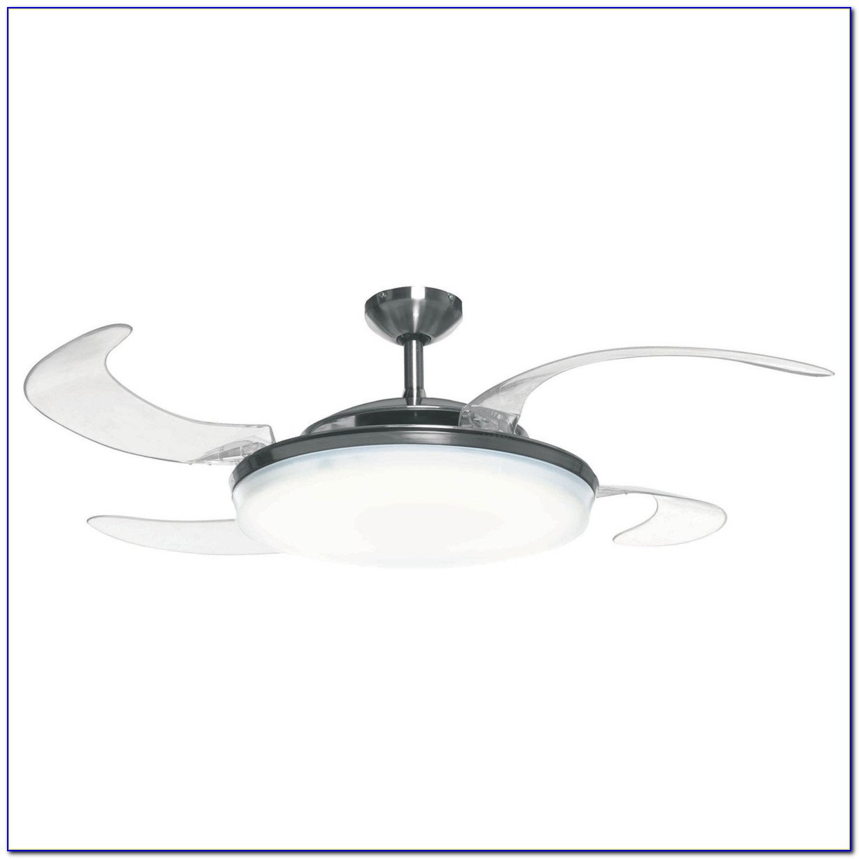 Retractable Ceiling Fan With Light India