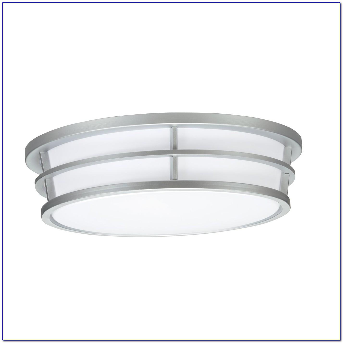 Round Fluorescent Ceiling Light Bulb