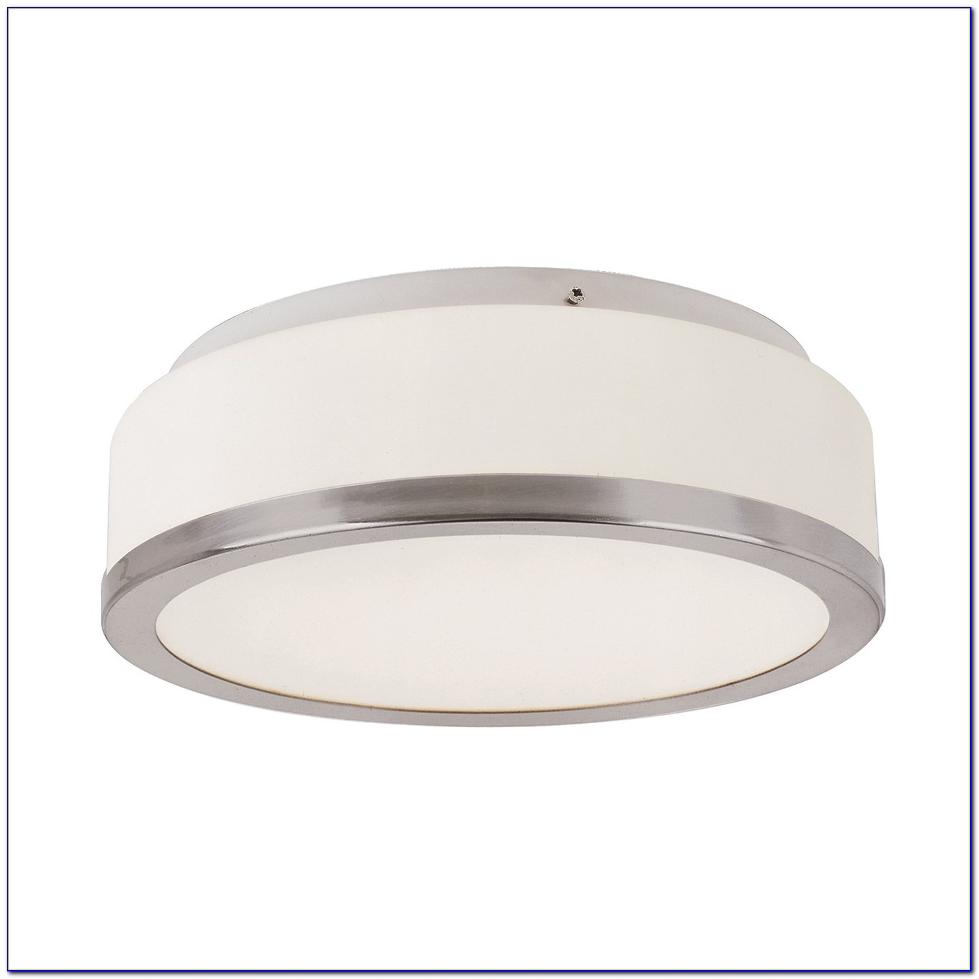 Round Fluorescent Ceiling Light Cover