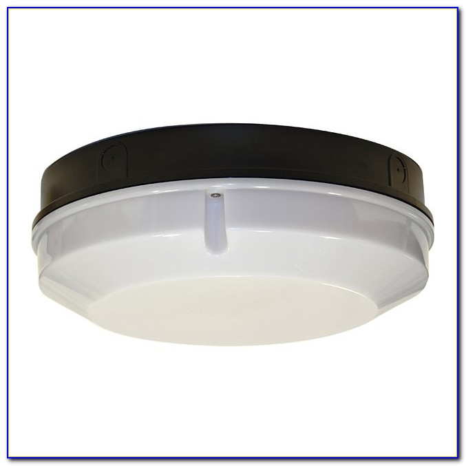 Round Fluorescent Ceiling Lights