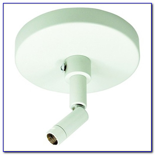 Sloped Ceiling Adapter For Track Lighting