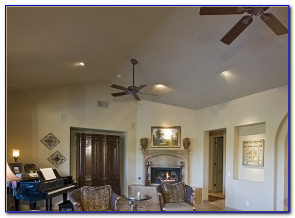 Sloped Ceiling Can Lights