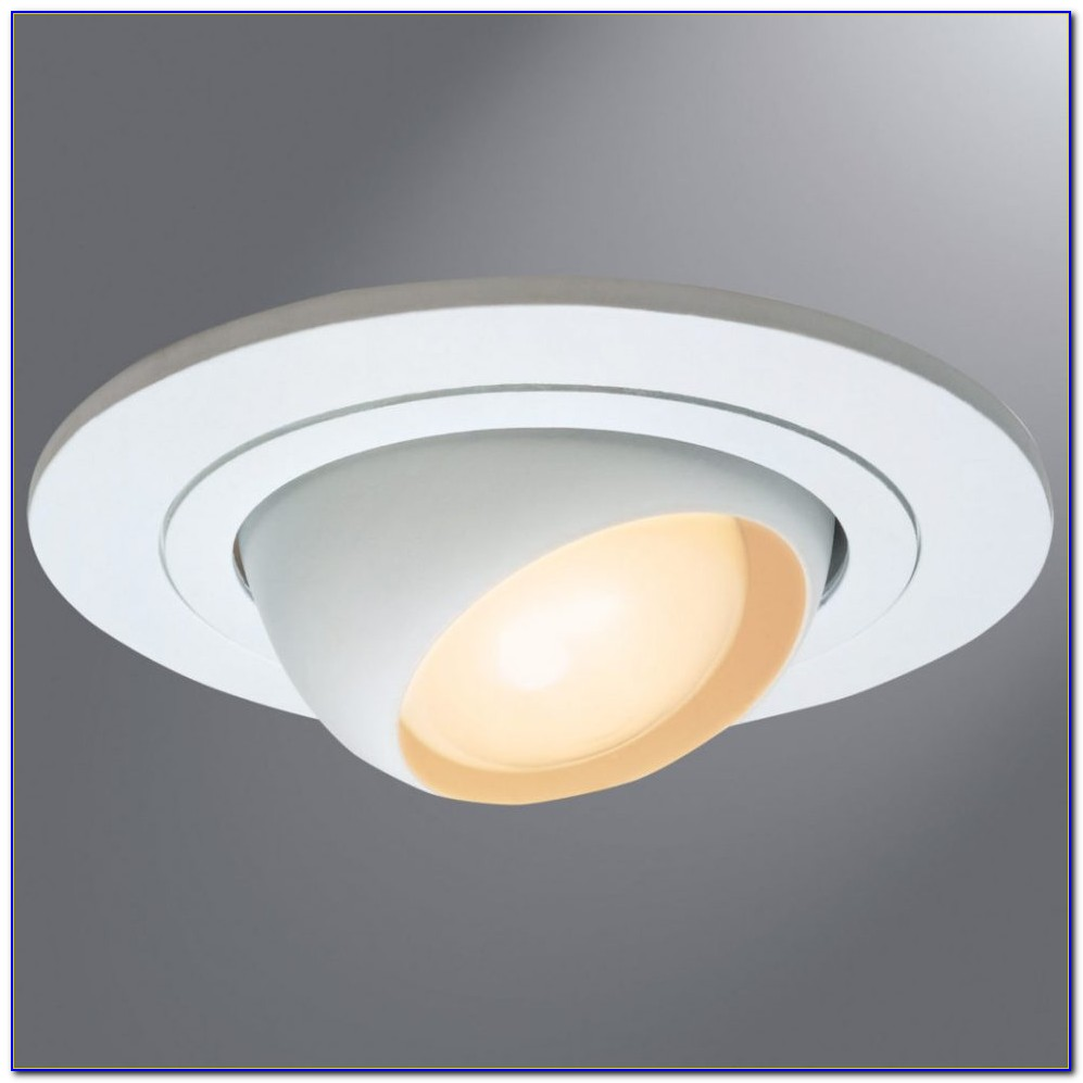 Sloped Ceiling Recessed Can Lights