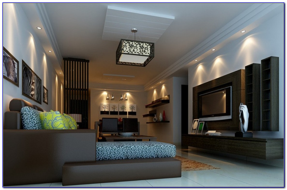 Small Living Room Ceiling Light Ideas