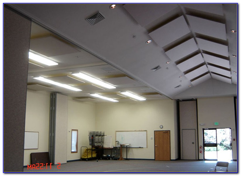 Soundproofing Concrete Ceiling