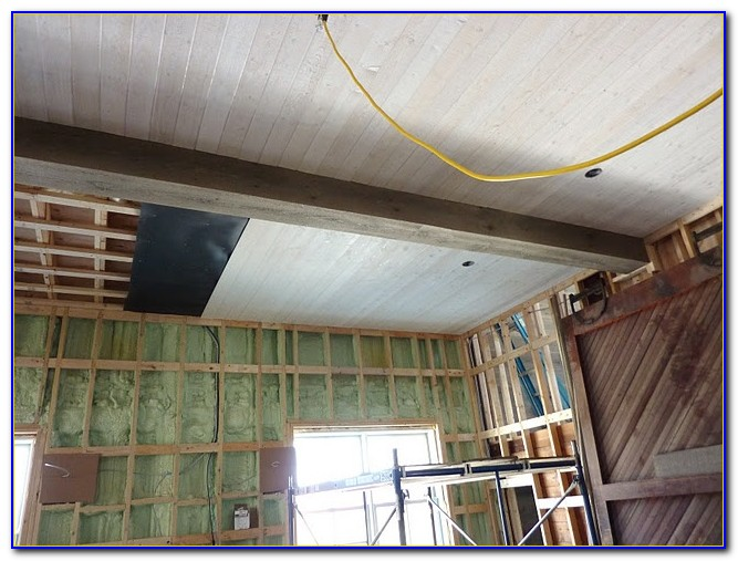 Soundproofing Drop Ceiling