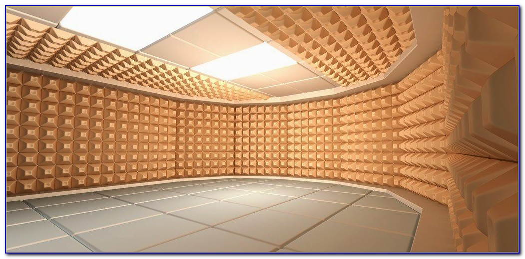 Speaker Ceiling Soundproofing
