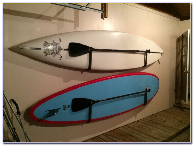 Stand Up Paddle Board Ceiling Rack