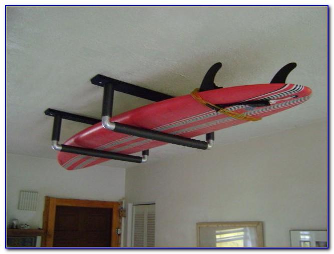 Sup Board Ceiling Rack