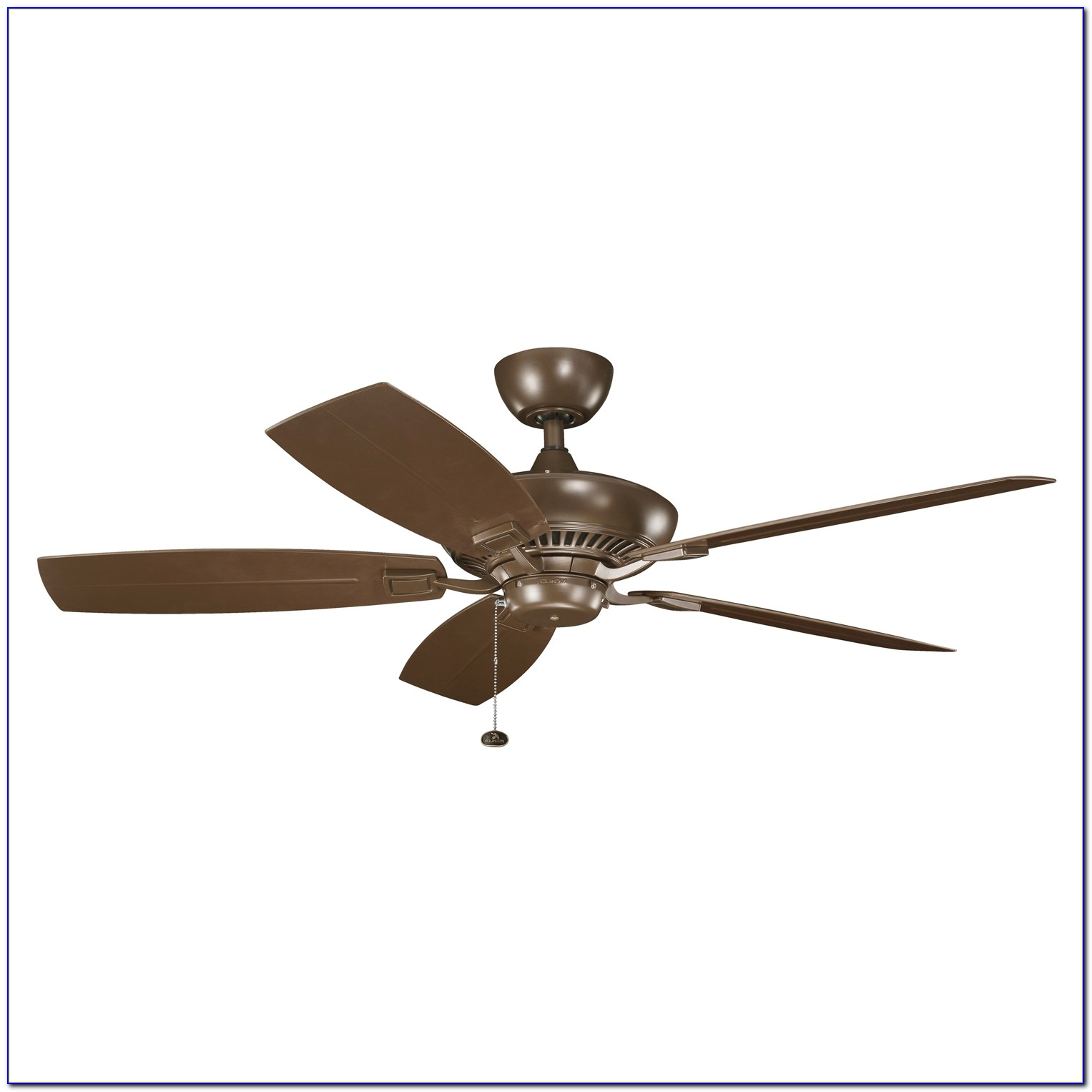 Wicker Ceiling Fan Blade Covers