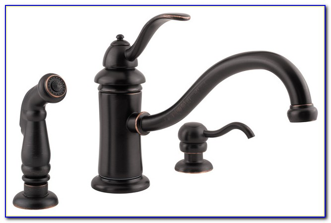 3 Hole Kitchen Faucet Installation