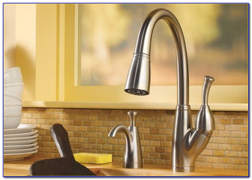 Kitchen Extraordinary Kitchen Faucet Set Kitchen Sink Faucet 4 Piece Kitchen Faucet