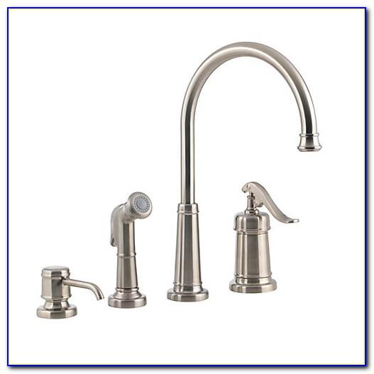 4 Hole Kitchen Faucet Moen