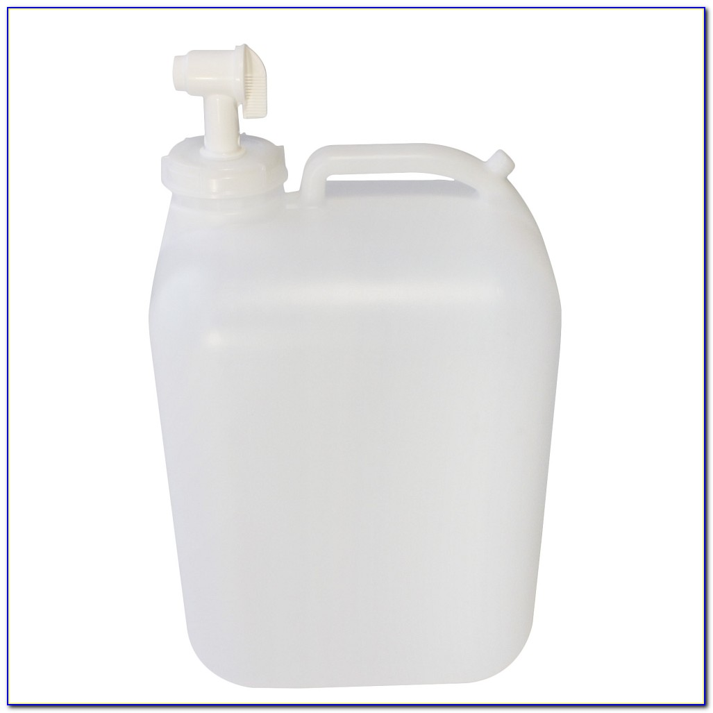 5 Gallon Water Bottle With Spigot