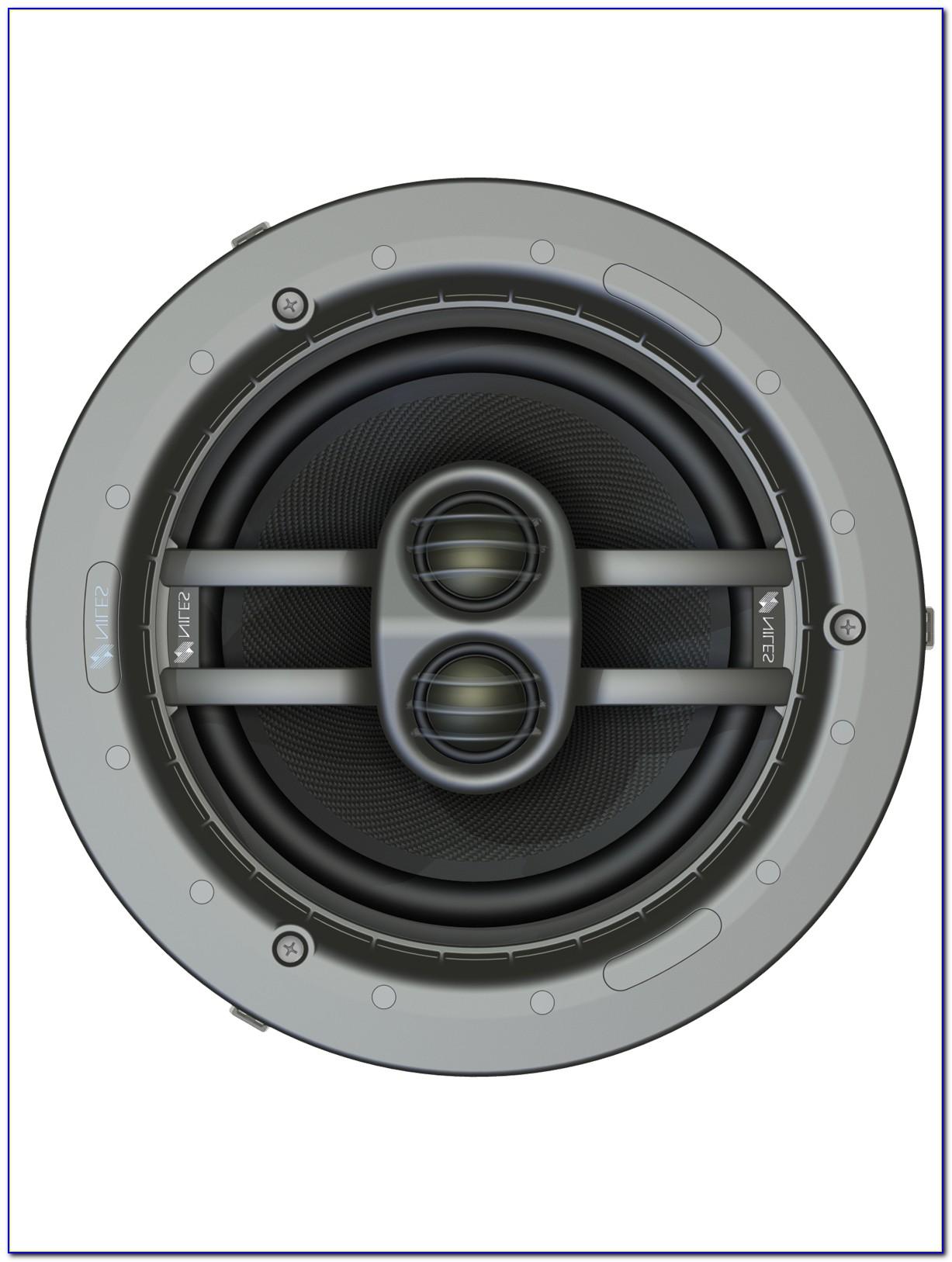 8 In Ceiling Stereo Speaker