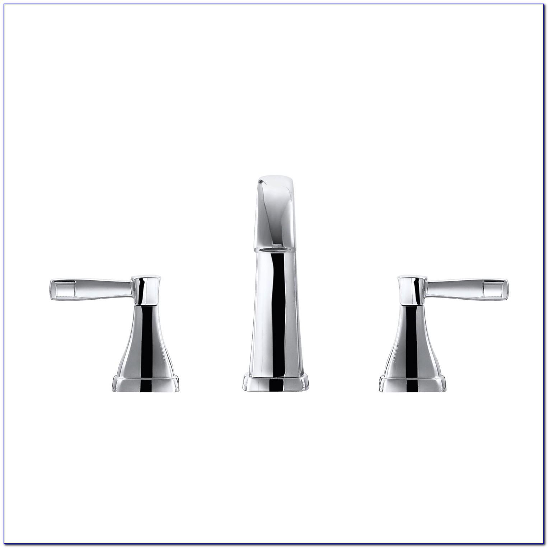 8 Inch Widespread Faucet Oil Rubbed Bronze