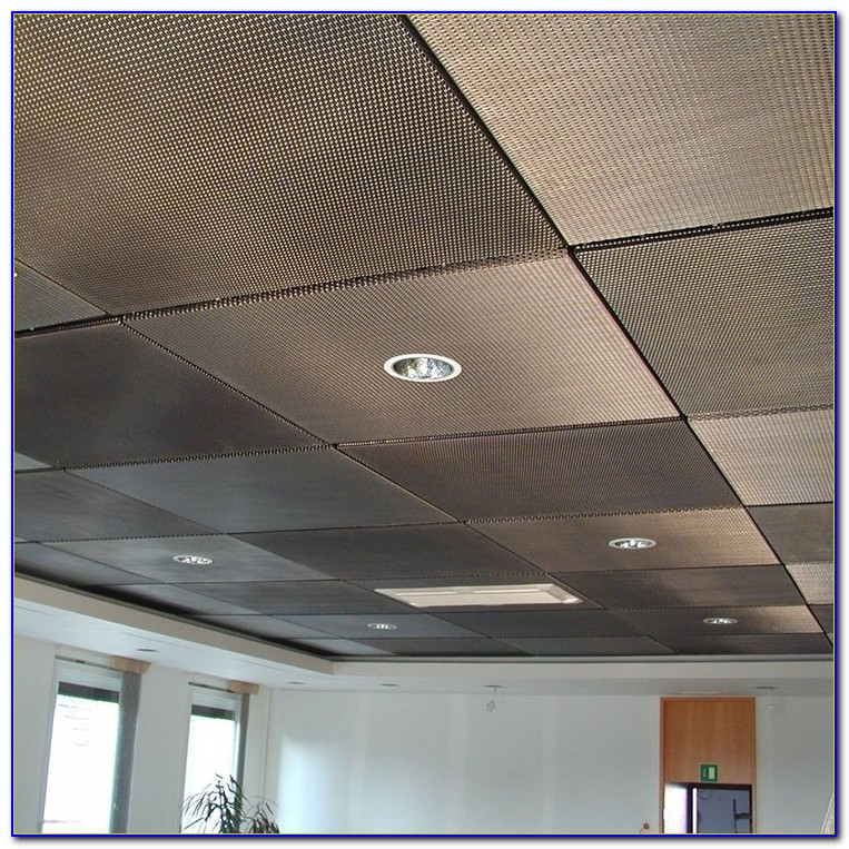 Acoustical Drop Ceiling Tiles