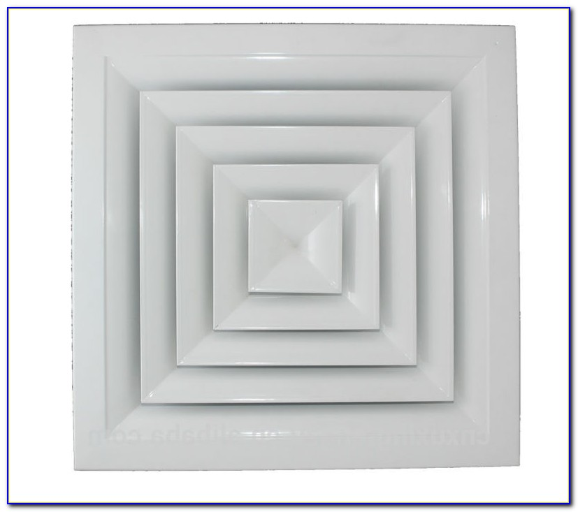 Air Conditioner Ceiling Diffuser