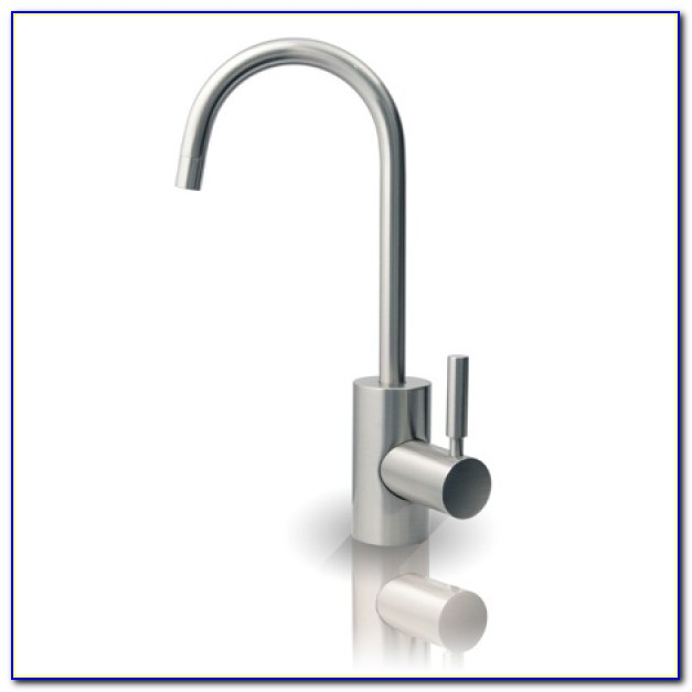 Air Gap Reverse Osmosis Faucet Brushed Nickel