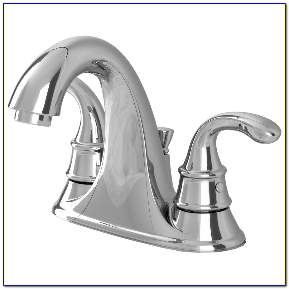American Standard Bathroom Sink Faucet Installation