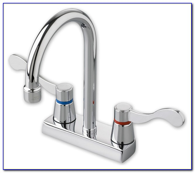 American Standard Commercial Sink Faucets