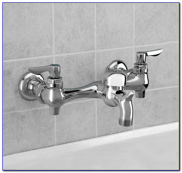 American Standard Heritage Chrome 2 Handle Utility Faucet
