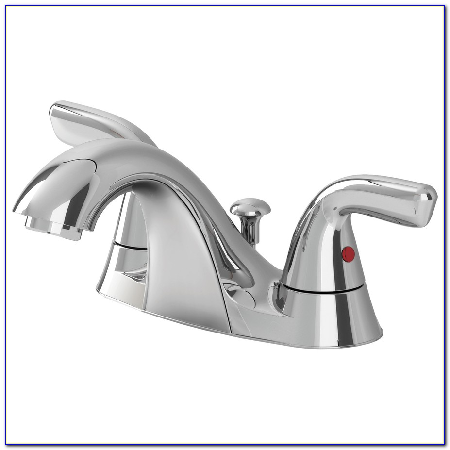 American Standard Wall Mount Bathroom Sink Faucet