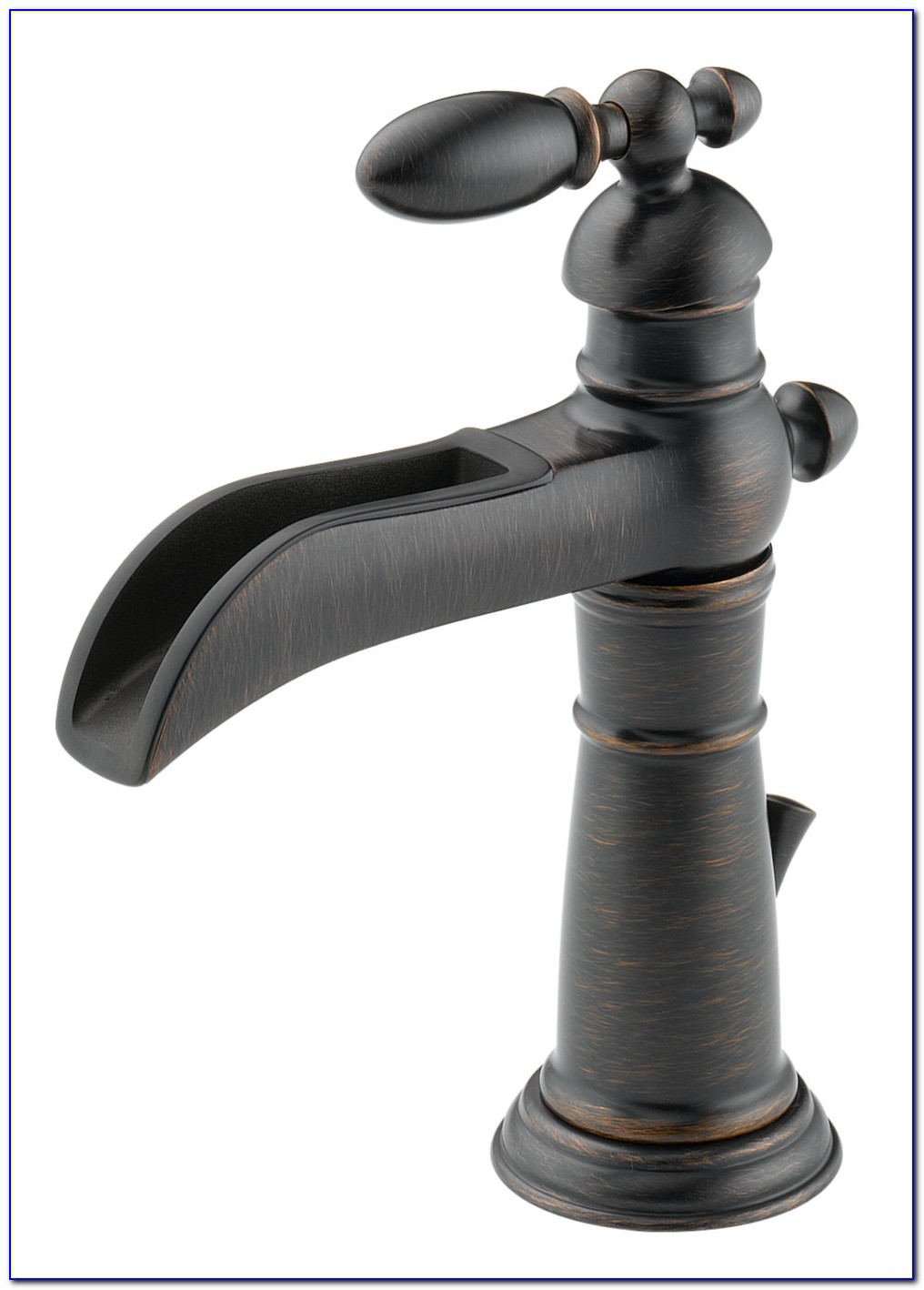 Antique Bronze Bathroom Sink Faucet