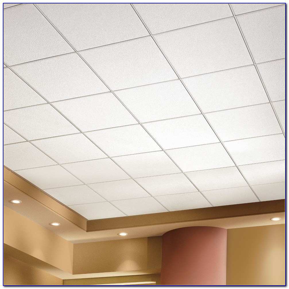 Armstrong 12x12 Acoustic Ceiling Tiles