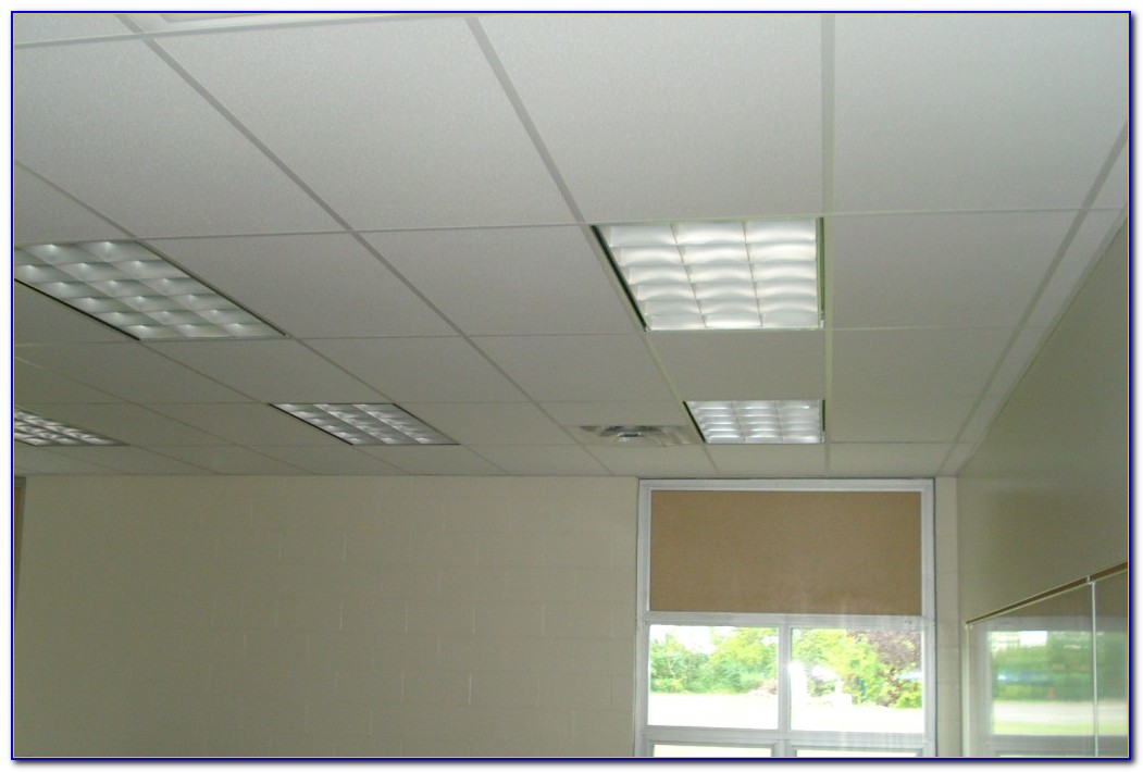 Armstrong Cortega Tegular Ceiling Tile