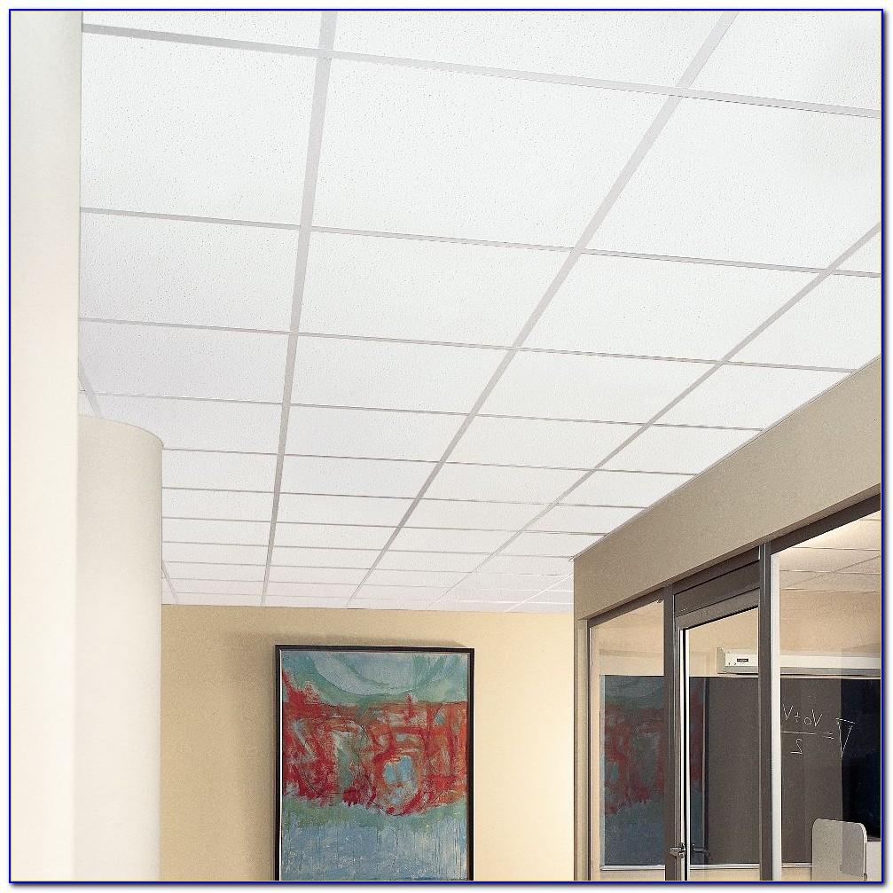 Armstrong Optima Tegular Ceiling Tiles