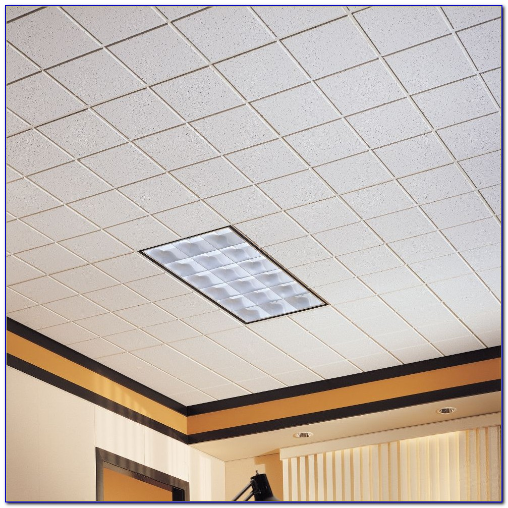 Armstrong Prima Tegular Ceiling Tiles