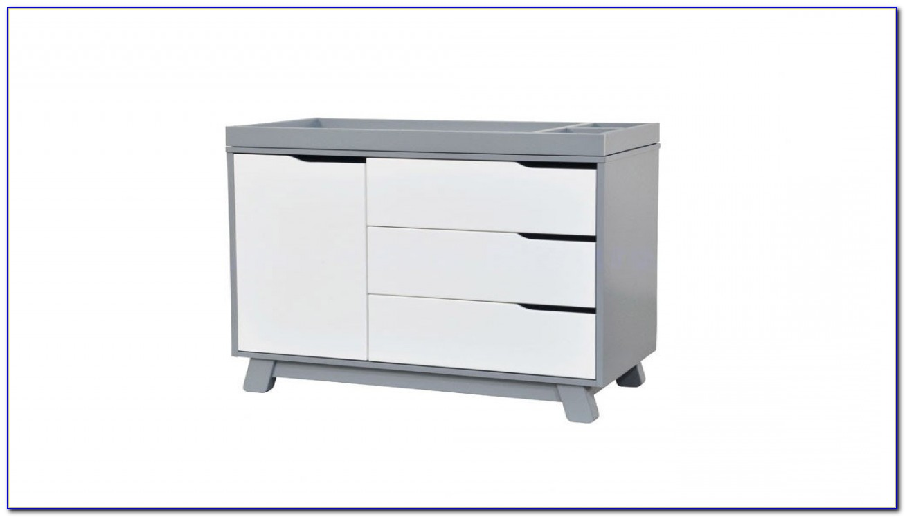 Babyletto Hudson Changing Dresser White