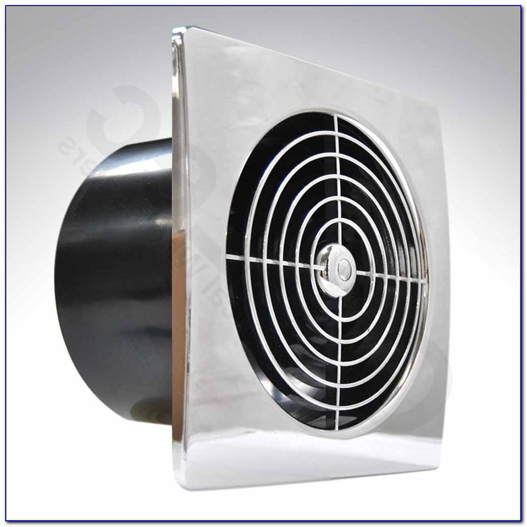 Bathroom Ceiling Ventilation Fan With Light