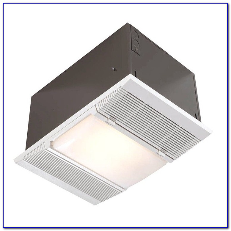 Bathroom Exhaust Light Heater