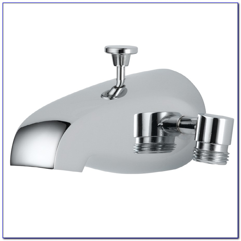 Bathtub Faucet With Diverter