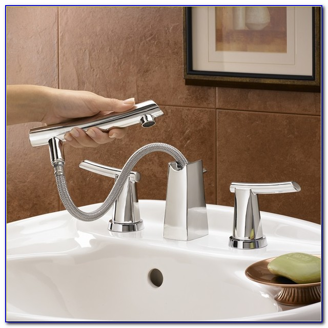 Bathtub Pull Out Faucet