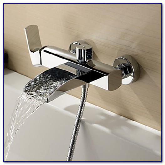 Bathtub Wall Mount Faucet
