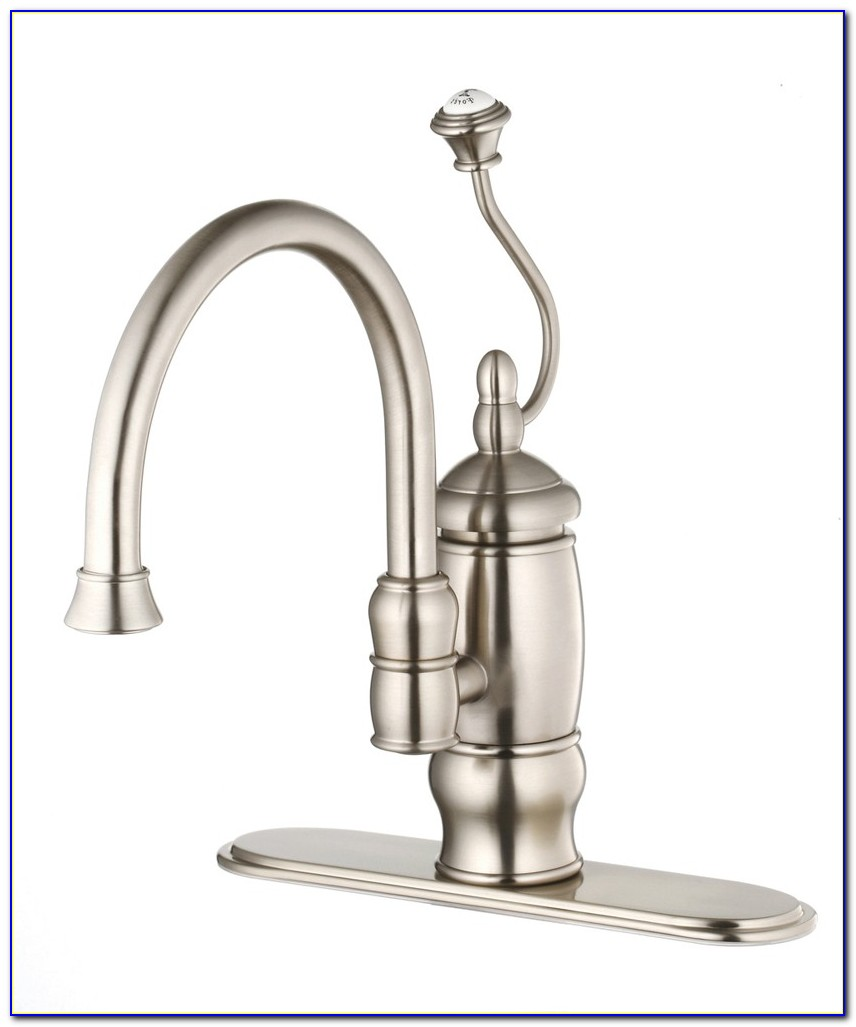 Belle Foret Bridge Kitchen Faucet