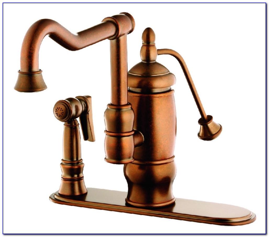 Belle Foret Kitchen Faucet Oil Rubbed Bronze